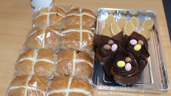 Unveiling our delicious Easter range of goods
