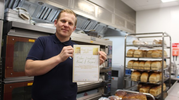 Recognition in nationwide Bread Heroes awards scheme