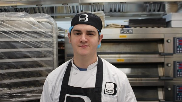 New night baker joins the Bread & Beyond team